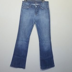 7 For All Mankind A Pocket Womens Jean's